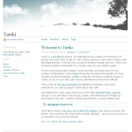 WordPress Theme: Tarski