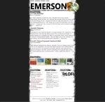 WordPress Theme: Emerson
