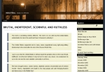 WordPress Theme: Industrial
