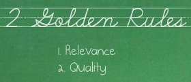 Sunday Morning SEO: 3 Golden Rules of Guest Posting