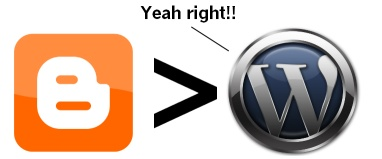 Devil's Advocate: 5 Reasons Why You Should Use Blogger Instead Of WordPress