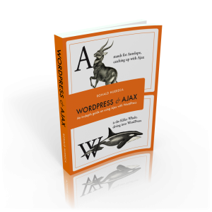 WordPress Book Review: WordPress & Ajax