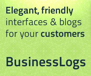 BusinessLogs, Weblog Design