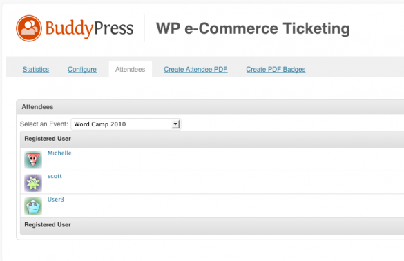 TikiPress, WordPress Event Ticketing Plugin