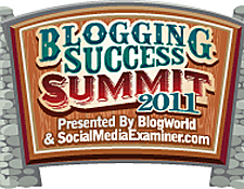 Online Business Blogging Success Conference 2011
