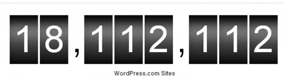 "WordPress Mocks ""Blogs Are Dead"" Myth, Now 18 Million Strong"
