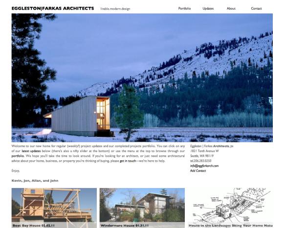 Eggleston   Farkas Architects