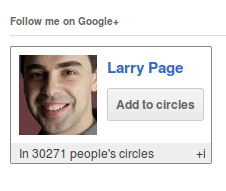 Add Your Google+ Profile to WordPress with GoogleCards Widget