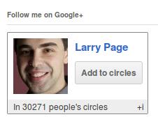 GoogleCards Widget: Add Your Google+ Profile to WordPress