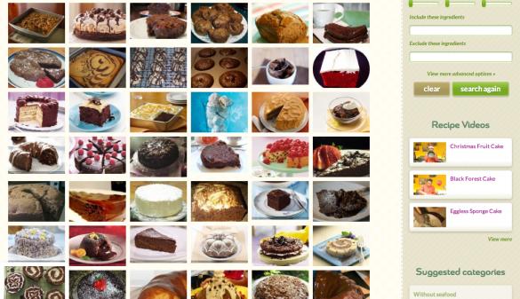 Chocolate Cake Images