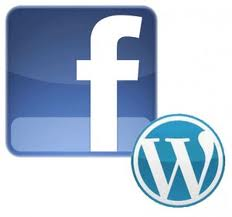 Facebook WordPress Logo