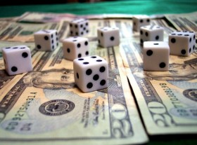 Money Dice Image