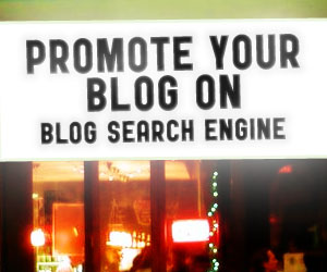 Promote Your Blog - BlogSearchEngine