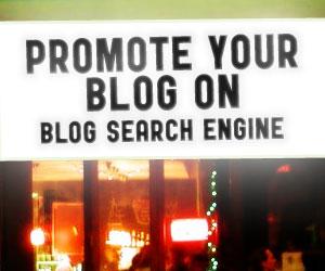 Promote Your Blog - BlogSearchEngine