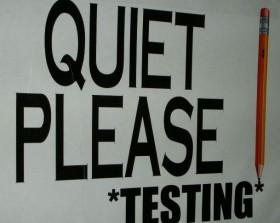 Quiet Please Image