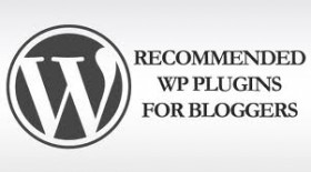 WP Plugins for Bloggers