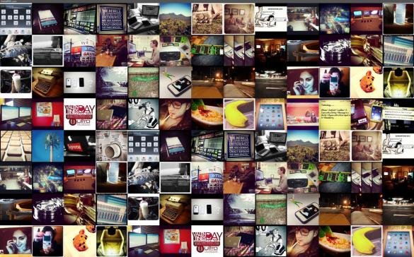 InstaBG Twitter Background Display