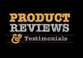 Product Reviews for Blogging