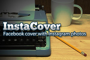 True Facebook Personalization with Insta-Cover