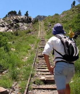 Difficult Climb