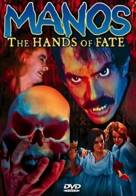 Manos The Hands of Fate Poster