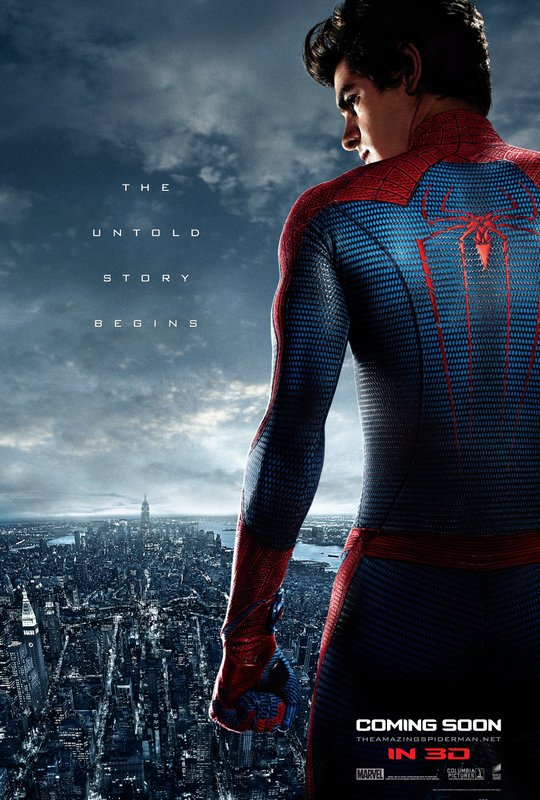 Take a Cue from The Amazing Spider-Man in Rebooting Your Blog