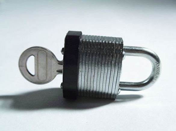 Lock and Key Image