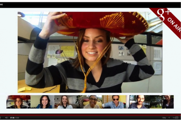 A Look Back: How Bloggers Can Optimize Google+ Hangouts Efforts