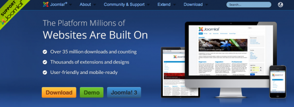 Reasons You Should Use Joomla!