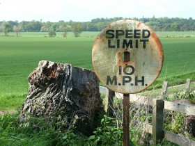 Slow Speed Image
