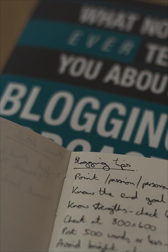 dumb blogging mistakes