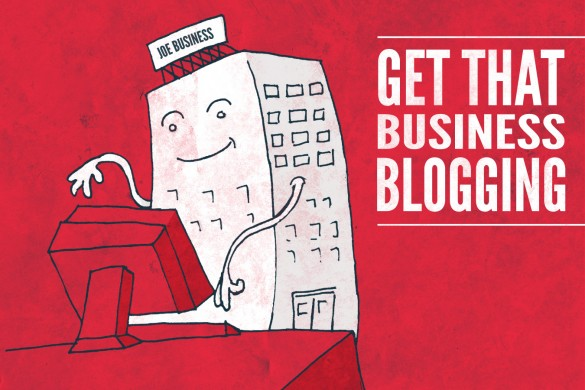 How Do a Blog and a Business Go Hand in Hand?