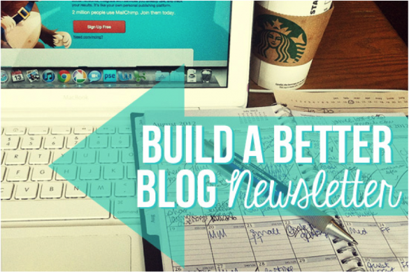 Running A Newsletter From Your Blog