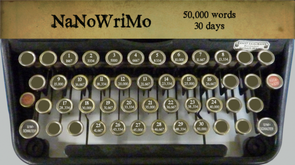 Writing Your NaNoWriMo Novel On WordPress