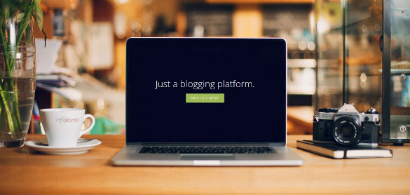 Ghost: The New Kid on the Blogging Block