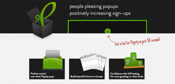 Pippity popup