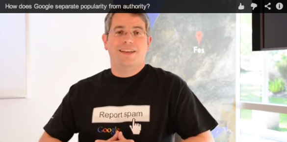Another Matt Cutts Talk About Upcoming Google Algorithm Changes