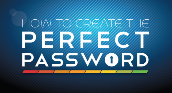 create the perfect password
