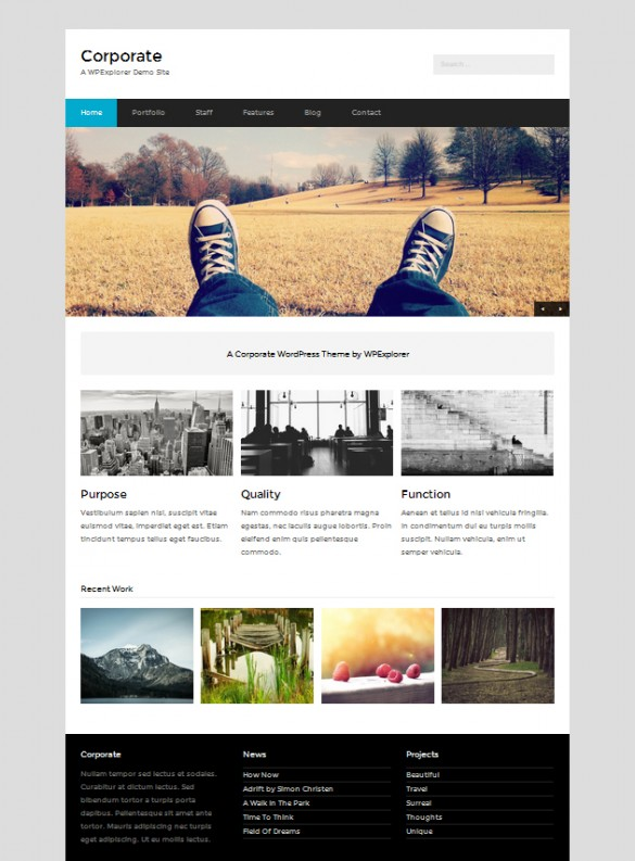 wordpress themes of 2014