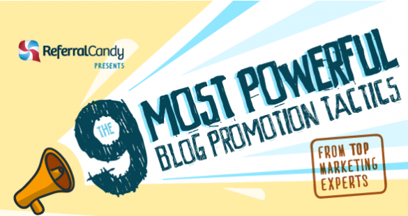9 Power-Packed Ways to Promote Your Content