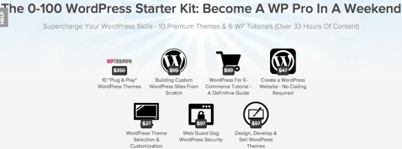 Boost Your WordPress Skills with the 0-100 WordPress Starter Kit