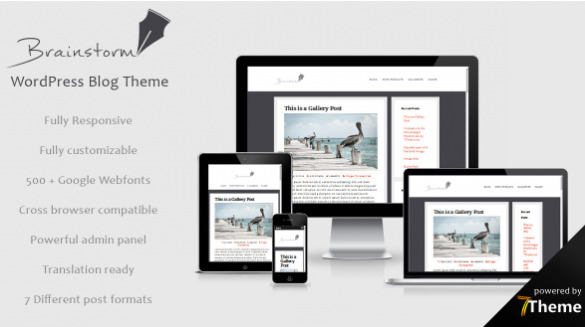 We're Giving Away 3 WordPress Themes From 7Theme! Want One?