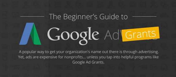 google ad grants non profit organizations