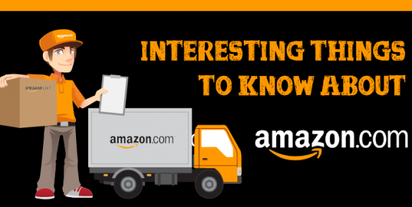 Amazon by the Numbers