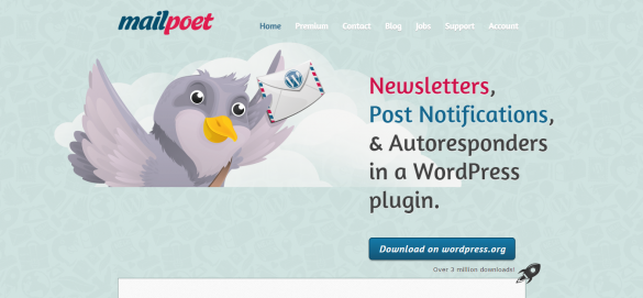 MailPoet   A newsletter plugin for WordPress