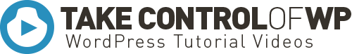 Master WordPress at TakeControlofWP.com [Giveaway]