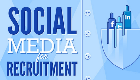 social media for recruitment