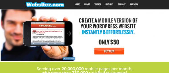 Websitez.com   WordPress Mobile – WordPress Mobile Themes – WordPress Themes