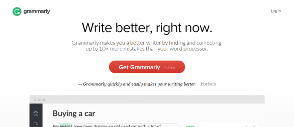 Grammarly   Instant Grammar Check   Plagiarism Checker   Online Proofreader