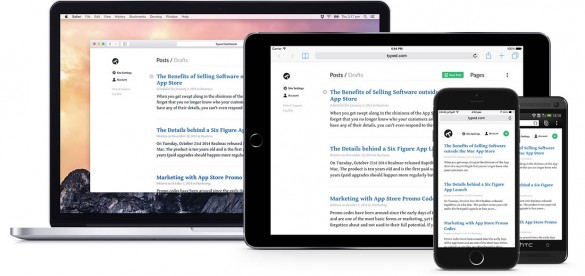 Do You Just Want to Focus on Writing? Try Out Typed.com!
